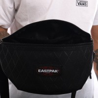 Afbeelding van Eastpak Springer EK07455V Heuptas Levelled Black