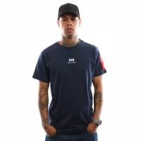 Helly Hansen Hh Urban T-Shirt 2.0 29851 T Shirt Evening Blue