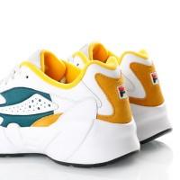 Afbeelding van Fila Mindblower 1010574 Sneakers White/Shaded Spruce