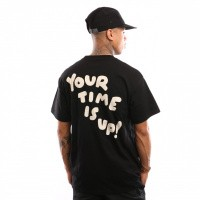 Afbeelding van Carhartt Wip S/S Time Is Up T-Shirt I026428 T Shirt Black