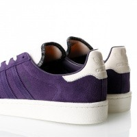 Afbeelding van Adidas CAMPUS BD7469 Sneakers legend purple/off white/legend purple