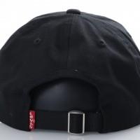 Afbeelding van Levi's 228054-59 Dad cap Batwing Zwart