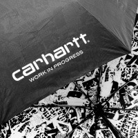 Afbeelding van Carhartt WIP Collage Umbrella I026067 Paraplu Black