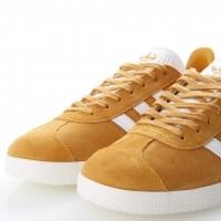 Afbeelding van Adidas Originals CQ2801 Sneakers Gazelle Goud