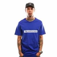 The North Face M S/S Light Tee T93S3O T Shirt Lapis Blue