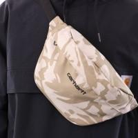 Afbeelding van Carhartt WIP Payton Hip Bag I025742 Heuptas Camo Brush, Sandshell / Black