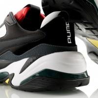 Afbeelding van Puma Thunder Spectra 367516 Sneakers Puma Black-High Risk Red Januari
