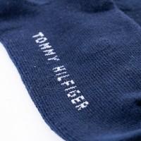 Afbeelding van Tommy Hilfiger TH FLAG 1P 481985001 sokken dark navy