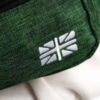 Afbeelding van Go-Britain Compartment Gbb01 Fanny Pack (Heuptas) Green