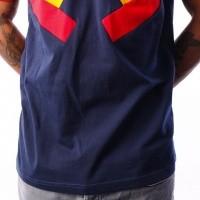 Afbeelding van Ellesse TERRIA SHY05325 T Shirt DRESS BLUES / CITRUS / TRUE RED