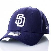 Afbeelding van New Era MLB THE LEAGUE SAN DIEGO PADRES 11432281 dadcap Official Team Colour MLB