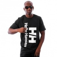 Helly Hansen HH RETRO T-SHIRT 29662 T shirt BLACK