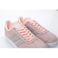 Afbeelding van Adidas Originals Ladies BA7656 Sneakers Gazelle Roze