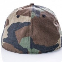 Afbeelding van New Era ESSENTIAL CAMO COLOR 59FIFTY ARIZONA CARDINALS 80636023 Fitted Cap WOODLAND CAMO Retro
