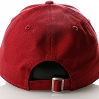 Afbeelding van New Era League Essential 9Forty Boston Red Sox 11794683 Dad Cap Cardinal/Optic White Mlb