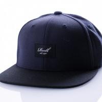 Reell Pitchout Cap 1402-004 Snapback Cap Dark Navy / Black
