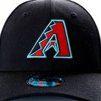 Afbeelding van New Era MLB THE LEAGUE ARIZONA DIAMONDBACKS 11432291 dadcap Official Team Colour MLB