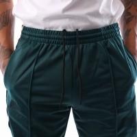 Afbeelding van Kappa BANDA ASTORIA SLIM 301EFS0 Trainingsbroek Green DK-Beige-Black