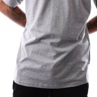 Afbeelding van Vans VANS CLASSIC HEATHER V000UMKEK t-shirt GRAPE LEAF-BLACK