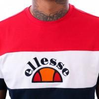 Afbeelding van Ellesse Gubbio SHA04388 T shirt Navy