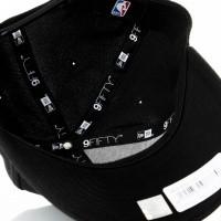 Afbeelding van New Era Stretch Snap 9Fifty 11871283 Snapback Cap Black/Offical Team Colour Nba Cleveland Cavaliers