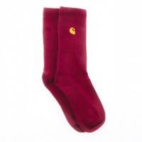 Carhartt WIP Chase Socks I026527 Sokken Mulberry / Gold