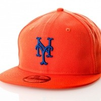 Afbeelding van New Era WASHED TEAM 9FIFTY NEW YORK METS 80636090 Snapback cap OFFICAL TEAM COLOUR MLB