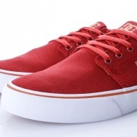 Afbeelding van DC TRASE TX M SHOE BUR ADYS300126 sneakers burgundy