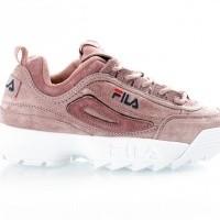 Fila Disruptor S low wmn 1010436 Sneakers ash rose