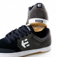 Afbeelding van Etnies Marana 4101000403 Sneakers Navy/Grey