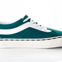 Afbeelding van Vans Ua Bold Ni Vn0A3Wlpvlg Sneakers (New Issue) Quetzal Green/True White