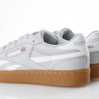 Afbeelding van Reebok CN0510 Sneakers Revenge plus gum Grijs