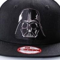 Afbeelding van New Era 950 Emea Darth Vader Blk Ne70318511 Snapback Cap Blk Marvel