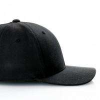 Afbeelding van Vans Kids VNQV-BLK Flexfit cap Splitz Zwart