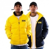 Helly Hansen HH URBAN REVERSIBLE JACKET 29656 Jas YOUNG YELLOW