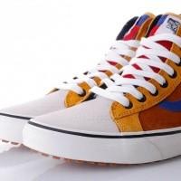 Afbeelding van Vans UA SK8-Hi MTE VA33TXUC9 Sneakers (MTE) sudan brown/mazarine blue