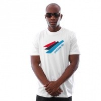 Afbeelding van Adidas Palmeston Tee DJ3452 t-shirt WHITE/WHITE