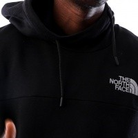 Afbeelding van The North Face M HIMALAYAN HOODIE T93L6IJK3 Hooded TNF BLACK