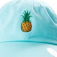 Afbeelding van Ethos Pineapple KBSV-021 mint KBSV-021 dad cap mint