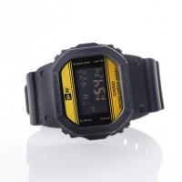 Afbeelding van Casio G-shock New Era Collab DW-5600NE-1ER Horloge Black Gold
