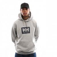 Helly Hansen Tokyo Hoodie 53289 Hooded Grey Melange