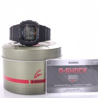 Afbeelding van Casio G-Shock DW-5600E-1VER Watch DW-5600E Grijs