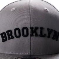 Afbeelding van Ethos Brooklyn KBN-500BN light grey KBN-500BN dad cap light grey