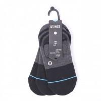 Stance Gamut 3 pack M115B17GTP-BLK Socks Black
