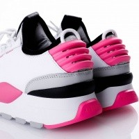 Afbeelding van Puma RS-0 808 366890 Sneakers puma white-grey violet-knockout pink