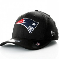 Afbeelding van New Era Stretch Snap 9Fifty 11871280 Snapback Cap Black/Offical Team Colour Nfl New England Patriots