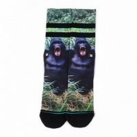Afbeelding van Stance GORILLA M556C18GOR sokken BLACK
