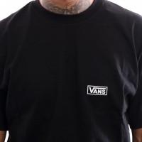 Afbeelding van Vans Otw Distort Ss VN0A3VZUBLK T shirt Black
