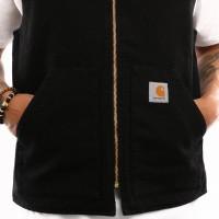 Afbeelding van Carhartt Wip Classic Vest I026457 Bodywarmer Black