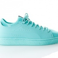 Afbeelding van Puma Basket Sock Lo DIAMOND 366431 sneakers diamond blue